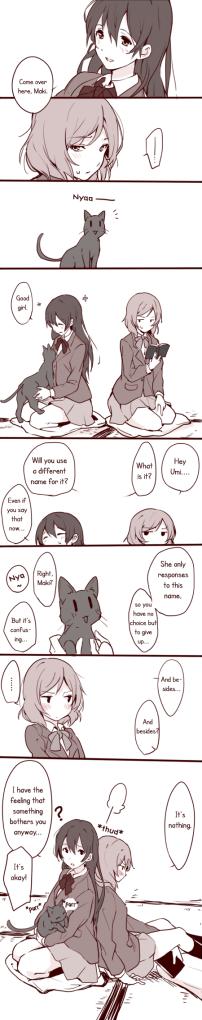 Couple: Umi x Maki